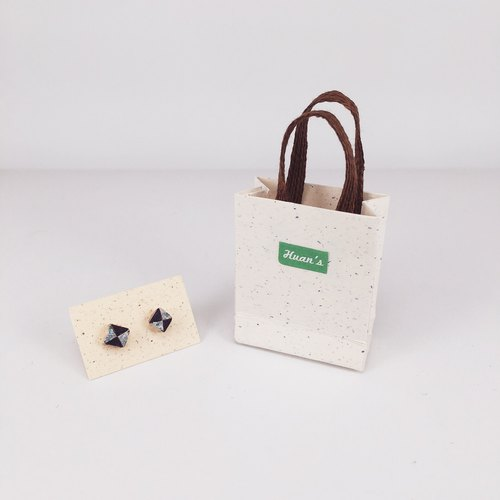 Packaging plus purchase - hand-made bag
