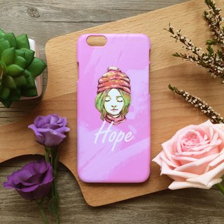 Hope. Matte Case( iPhone, HTC, Samsung, Sony, LG, OPPO)