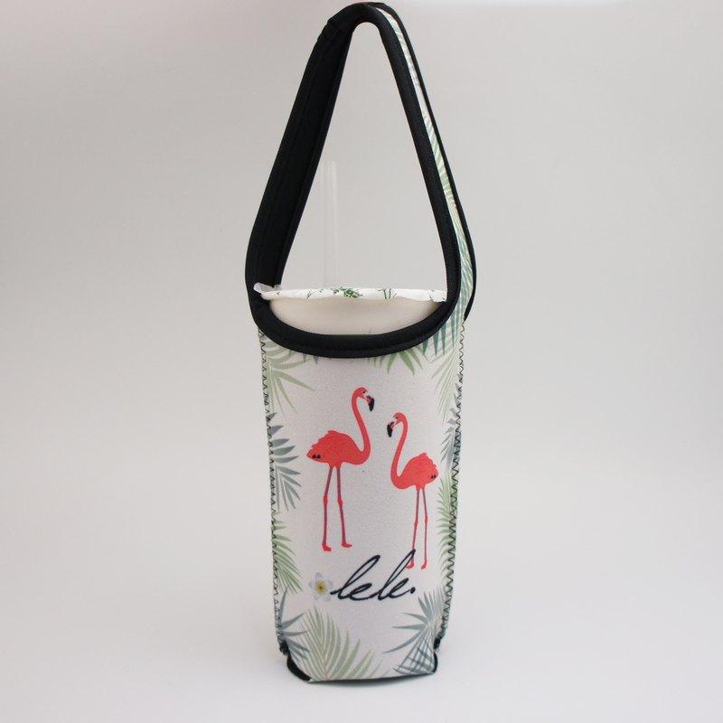 BLR 環保飲料提袋 保冰保溫 LeLe 紅鶴 Ti 02