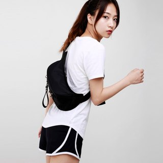 2017 RITE army bag series ║ portable pockets - nylon black ║