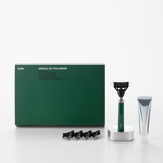 Special kit : Fog Green Classic Shaver Gift Set - Green