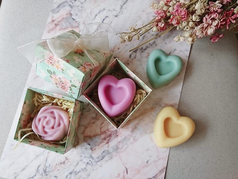 Weila Handmade Soap Rose Love Wedding Small Things