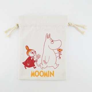 Moomin Moomin authorization - Pouch (Large): [] stooge