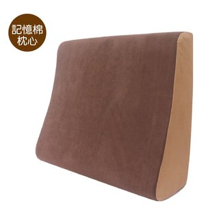[Autumn brown earth] legs leg pillow (L) _ lift leg pillow to reduce the leg pressure _ waist by the triangle pillow varicose veins with [Prodigy wave giant]