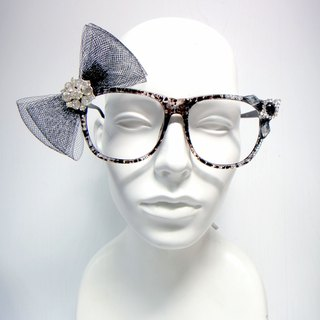 TIMBEE LO-made bow glasses frame other customized color optional