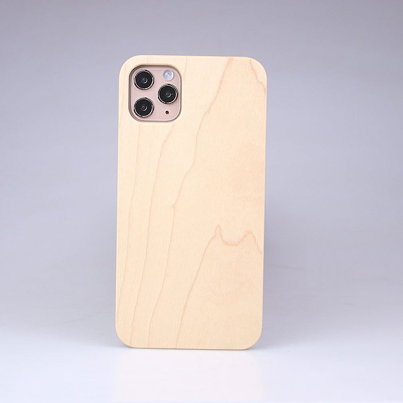 White maple mobile phone case mobile phone case protective cover for iPhone 12 11 Pro Max X XR XS 8 7plus