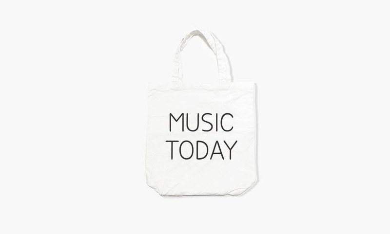NORITAKE - MUSIC TODAY Tote Bag