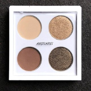 Zara Velvet Mineral Eyeshadow 4 Color Set