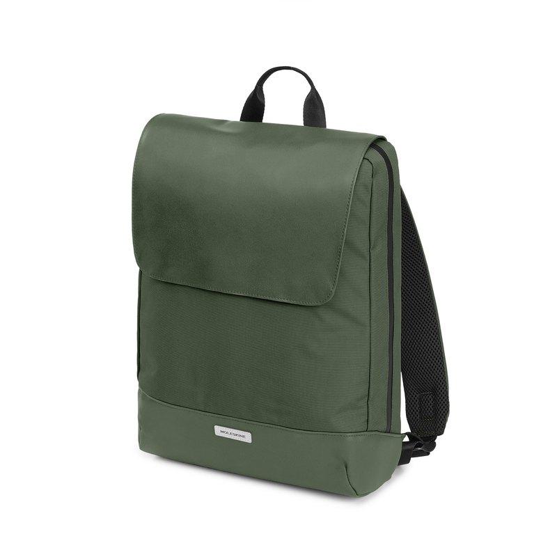 【換季特賣】METRO 薄型後背包 - 綠