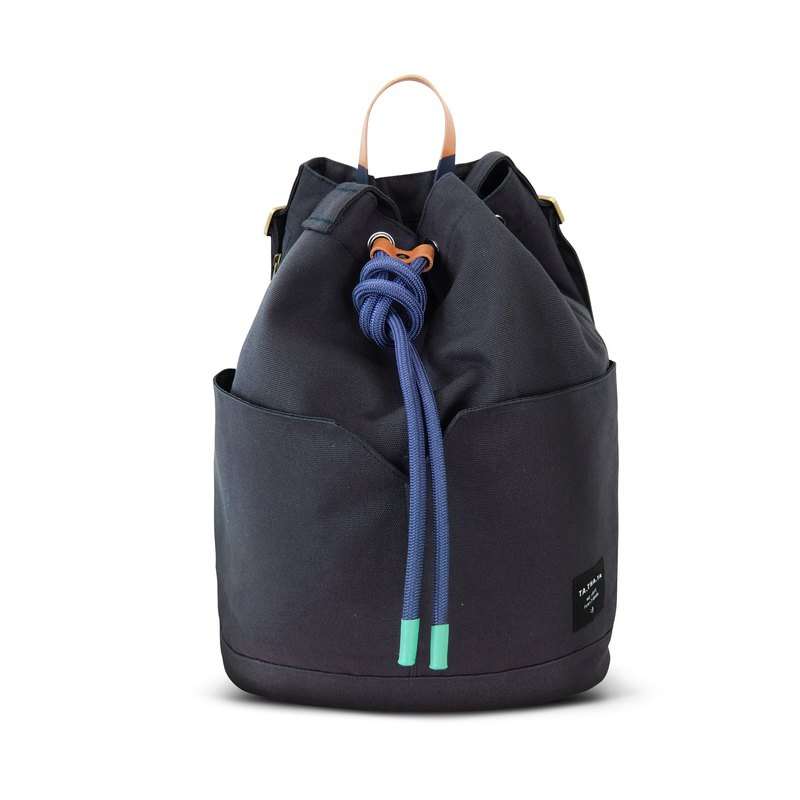 Charcoal Dumpling backpack