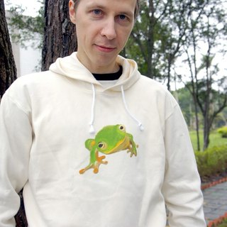 Taipei Tree Frog Hooded T (boy)