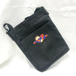Fat Boy Lok patch bag