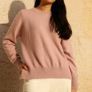 Elderberry side open fork Kashenmier sweater (other colors can be customized)