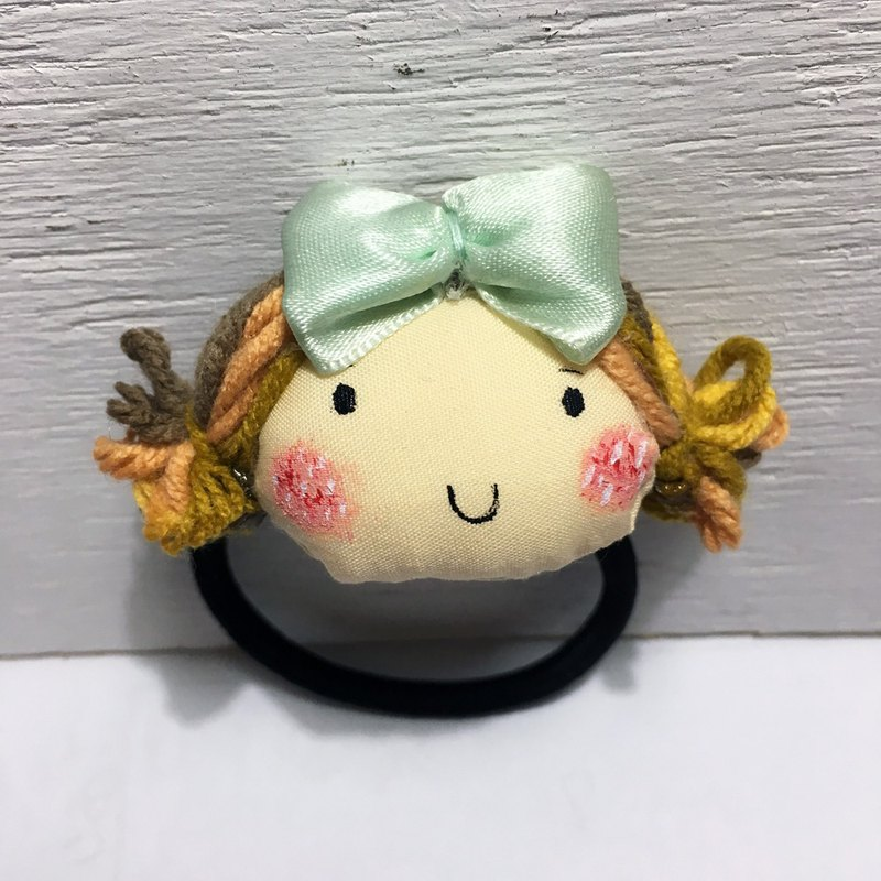 Doll hair bundle / #06