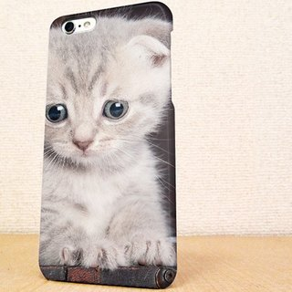 送料無料☆iPhone case GALAXY case ☆子猫アップ phone case