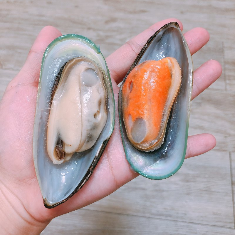 New Zealand green-lipped mussels> Damei Niang hand-made pet snacks. Pet cake