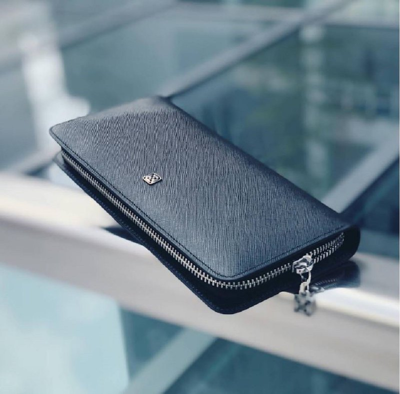 The Tralala Wallet - Long wallet / leather / long wallet / wallet / wallet