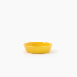 Oreo Table Ceramic Bowl - Yellow
