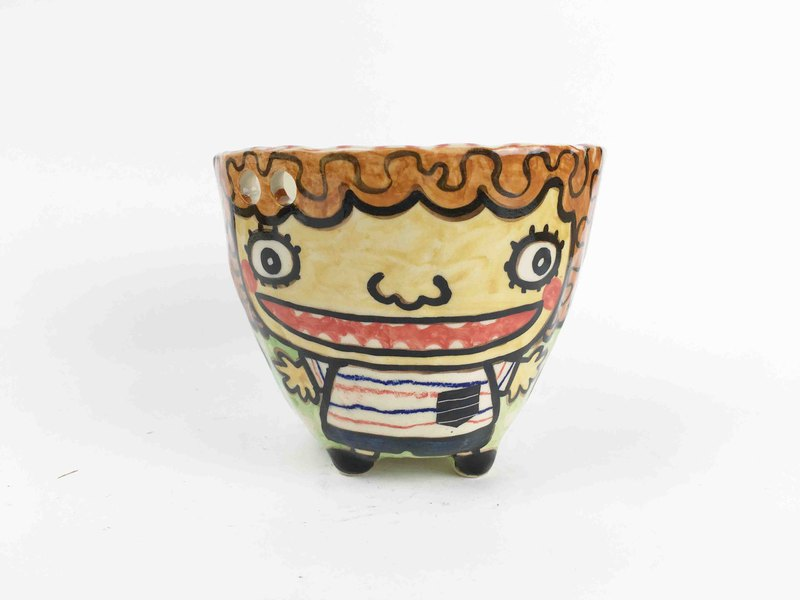 Nice Little Clay Handmade Bowl_Girls and Boys 0214-01