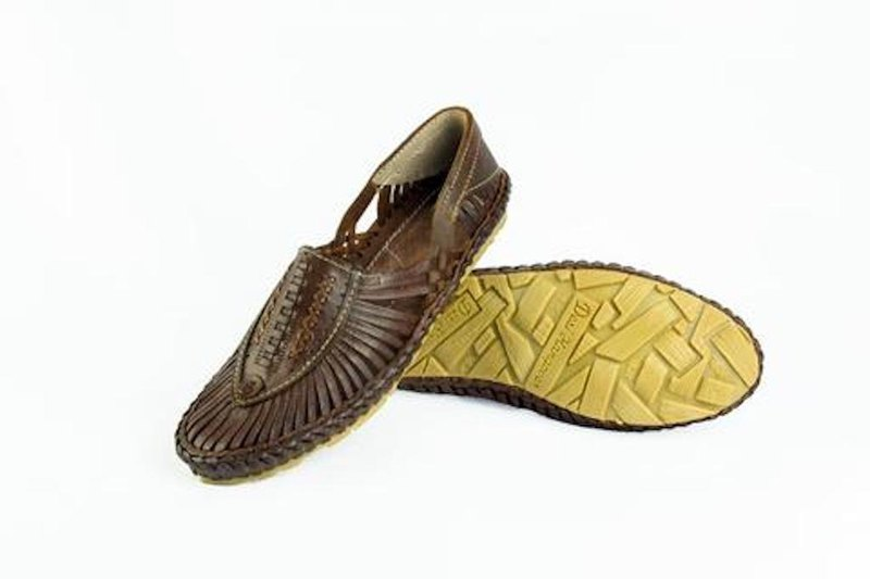 Aristo Tanned Handmade Leather Men Shoes