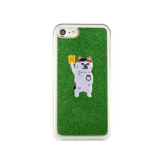 Shibaful -Mill Ends Park Pokefasu Referee-Neko- for iPhone