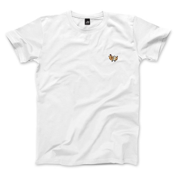 nice to MEAT you - Chicken - White - Unisex T-Shirt