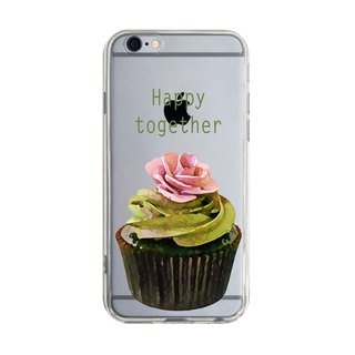 Cupcake 4 iPhone X 8 7 6s Plus 5s Samsung note S7 S8 S9 Mobile Shell