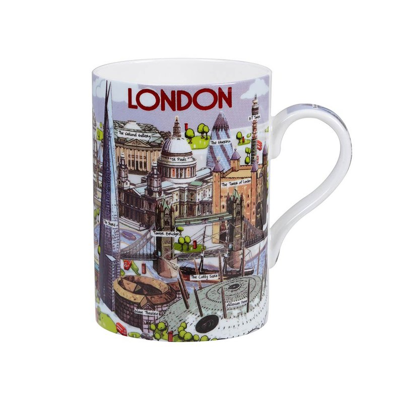 Highlights of London MUG