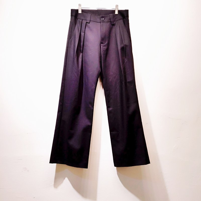 Neutral black discount wide pants (female) Ray77 Galaxy