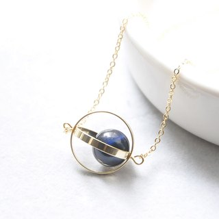 Courage Planet. universe. Golden Circle. Blue tiger eyes. Necklace Valor Planet. Galaxy. Golden Ring. Hawk-eye. Necklace. birthday present. Girlfriend gift. Sister gift