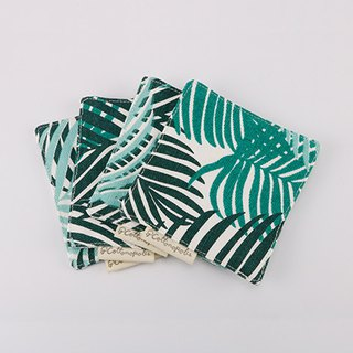 Coaster - Set of 4 - Palm