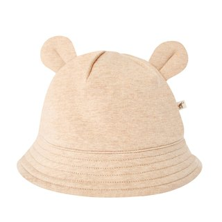 [SISSO organic cotton] colored cotton QQ bear cap