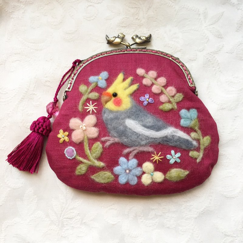 frame pouch of cocktiel