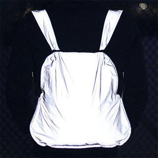Notabag Note Bag - Reflective Silver