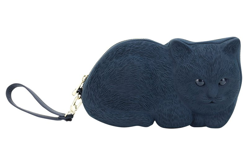 Adamo 3D Bag Original Ally Cat Clutch Bag