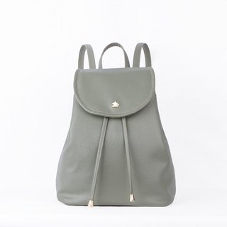 CLM Classic Backpack_Amber Green