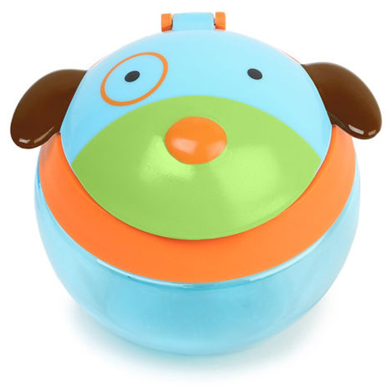 US Skip Hop - cute zoo snack cup - puppy