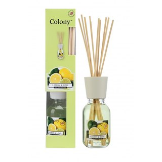 [England] Wax Lyrical fragrance Colony Series - Lemon and Lime 120ml