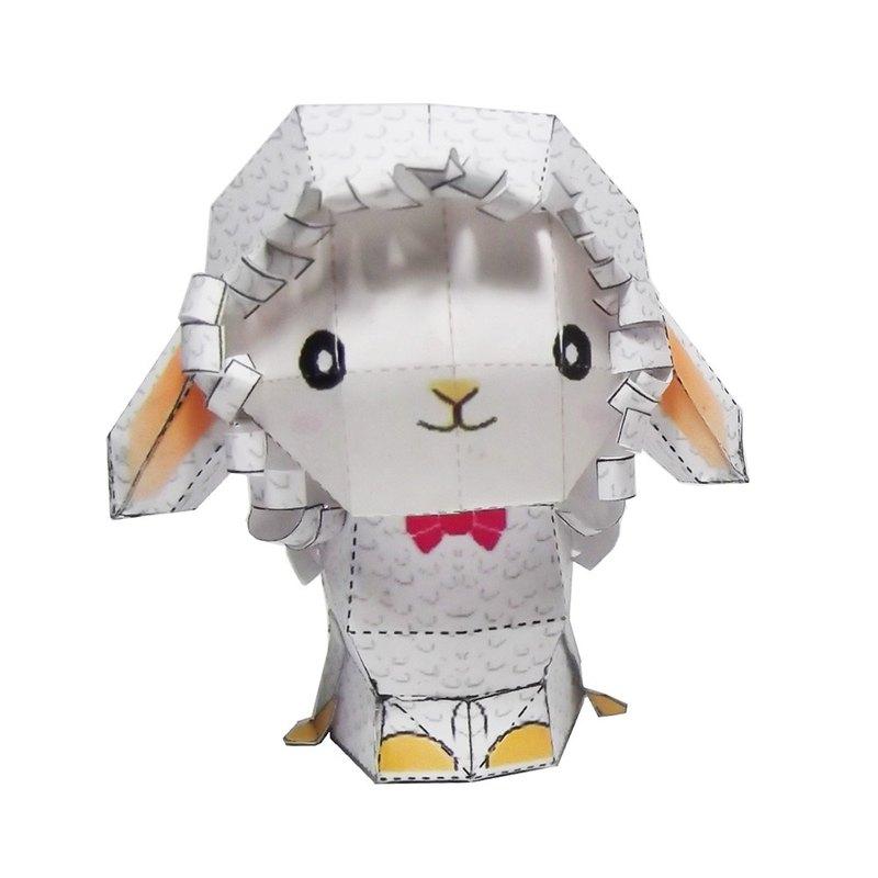 DIY手作-小綿羊20153-0000011