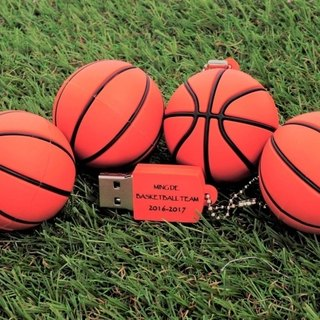 Basketball modeling pen drive 32GB