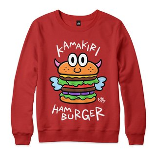 HAMBURGER - Red - Neutral University T