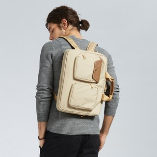 "Matter Lab LUSTRE 3 with 15.6"" high performance backpack - desert"