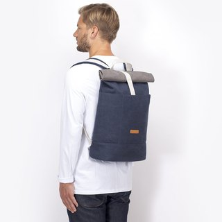 German Ucon Acrobatics design tide pack backpack _HAJO_Navy dark blue