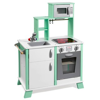 Five-star chef dream choice. Flagship wooden toy kitchen