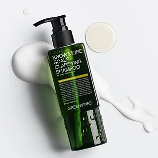 Scalp Purifying Shampoo - Natural selection for conditioning the scalp oil balance of 140,000 people
