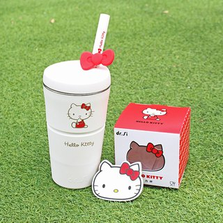 Hello Kitty X dr.Si 矽寶巧力杯