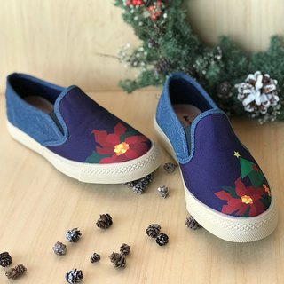 Parent-child fairy tale casual shoes - Devilish Christmas Red Little Red Riding Hood and Big Wolf Christmas Gift (Adult)
