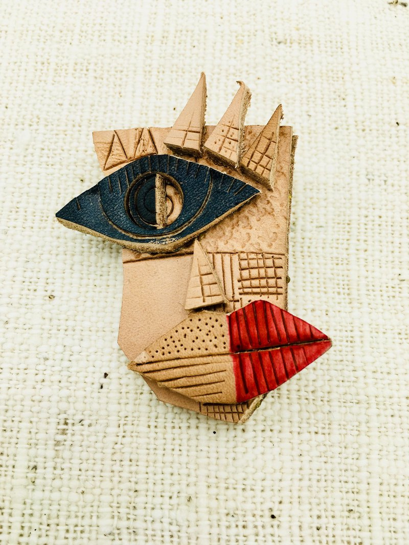 Origin Brooch #1