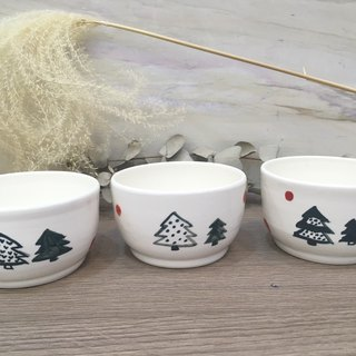 Christmas Series / Small Bowl