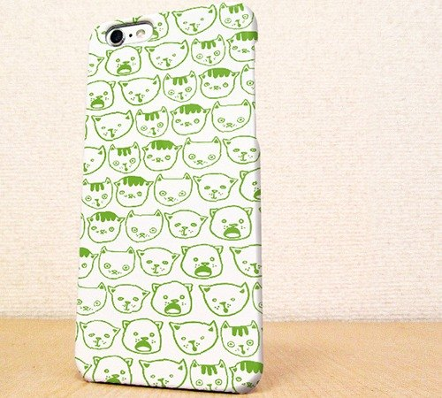 Free Shipping ☆ iPhone case GALAXY case ☆ cat brothers phone case